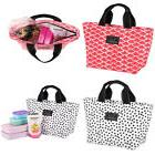 SCOUT NOONER INSULATED LUNCH TOTE BAG FANGIRL SHELLS HELLO D