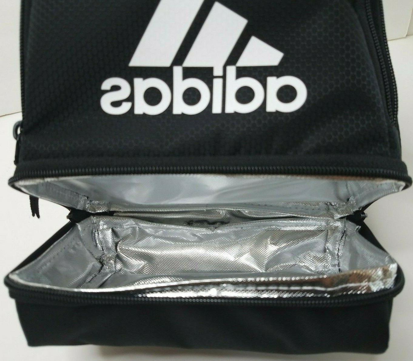 NWT Adidas Lunch Lunch School Tote Bag Free