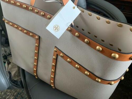 NWT Studded Bag W/