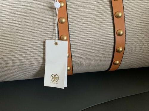 Studded XXL Bag W/ Pouch
