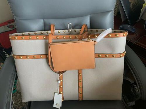 NWT Studded Bag