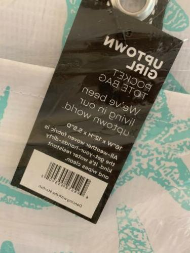 NWT ~DANCING STARFISH~ UPTOWN BAG