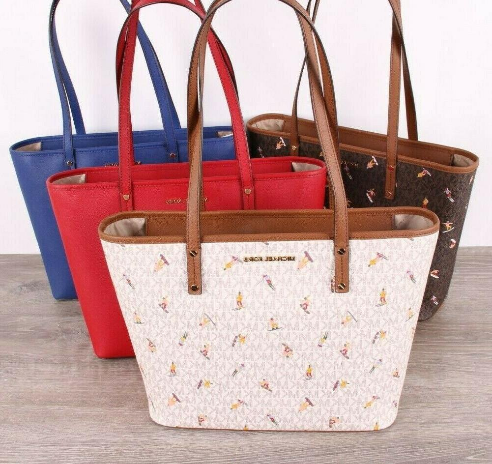 New Jet Set Carryall Tote
