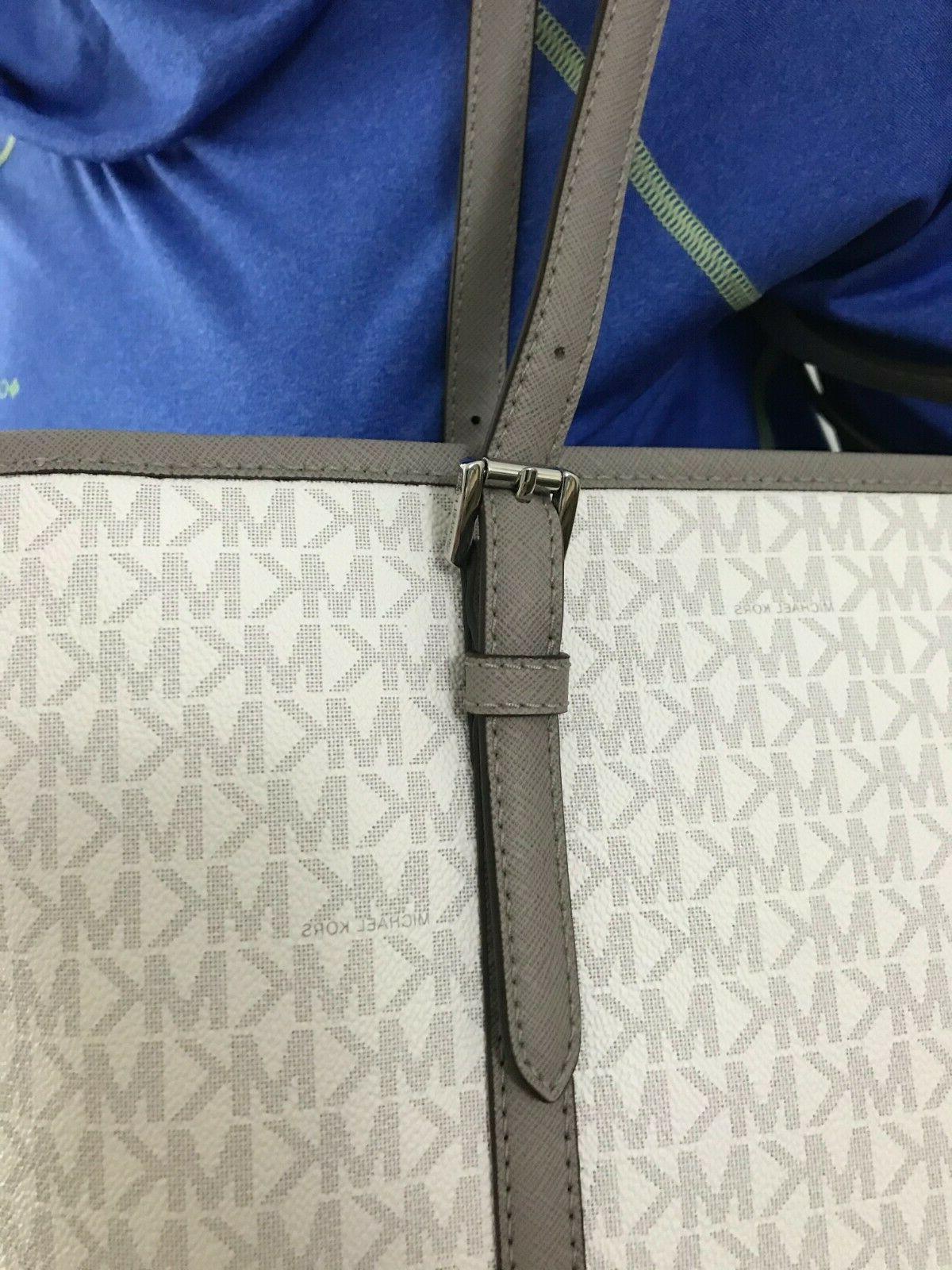 NWT Michael Set Travel Leather