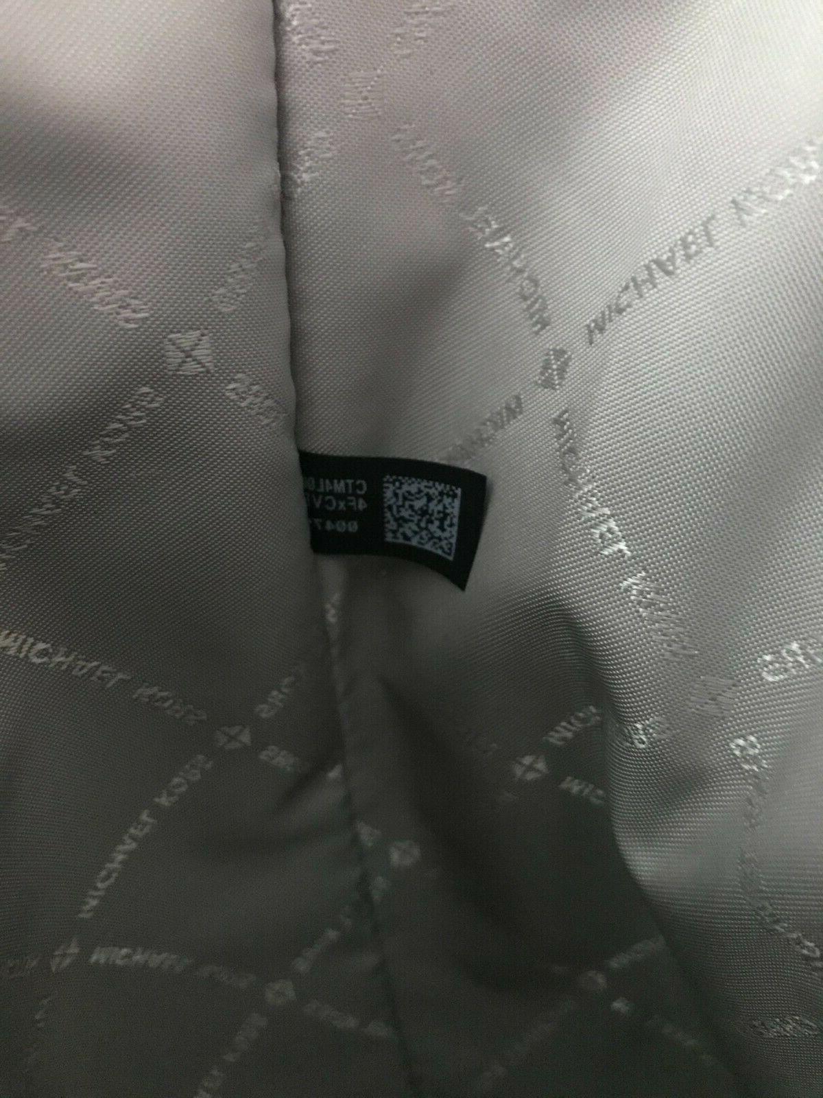 NWT Michael Kors Jet Set Leather Tote Bag Purse