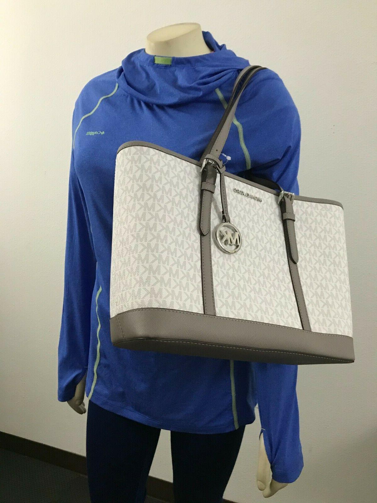 NWT Set Leather Handbag Purse