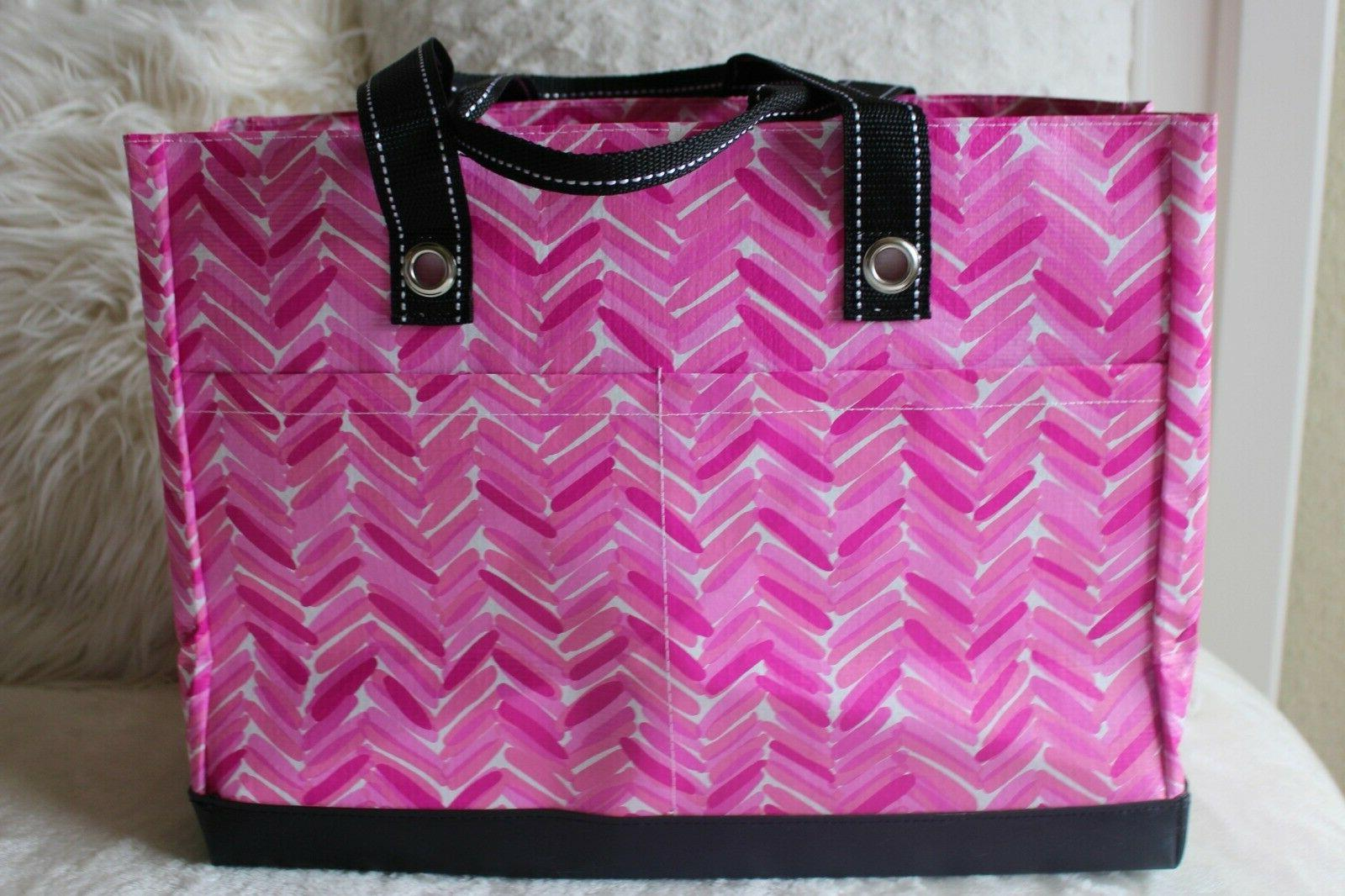 NWT Pink Large Bag For w/ Exterior