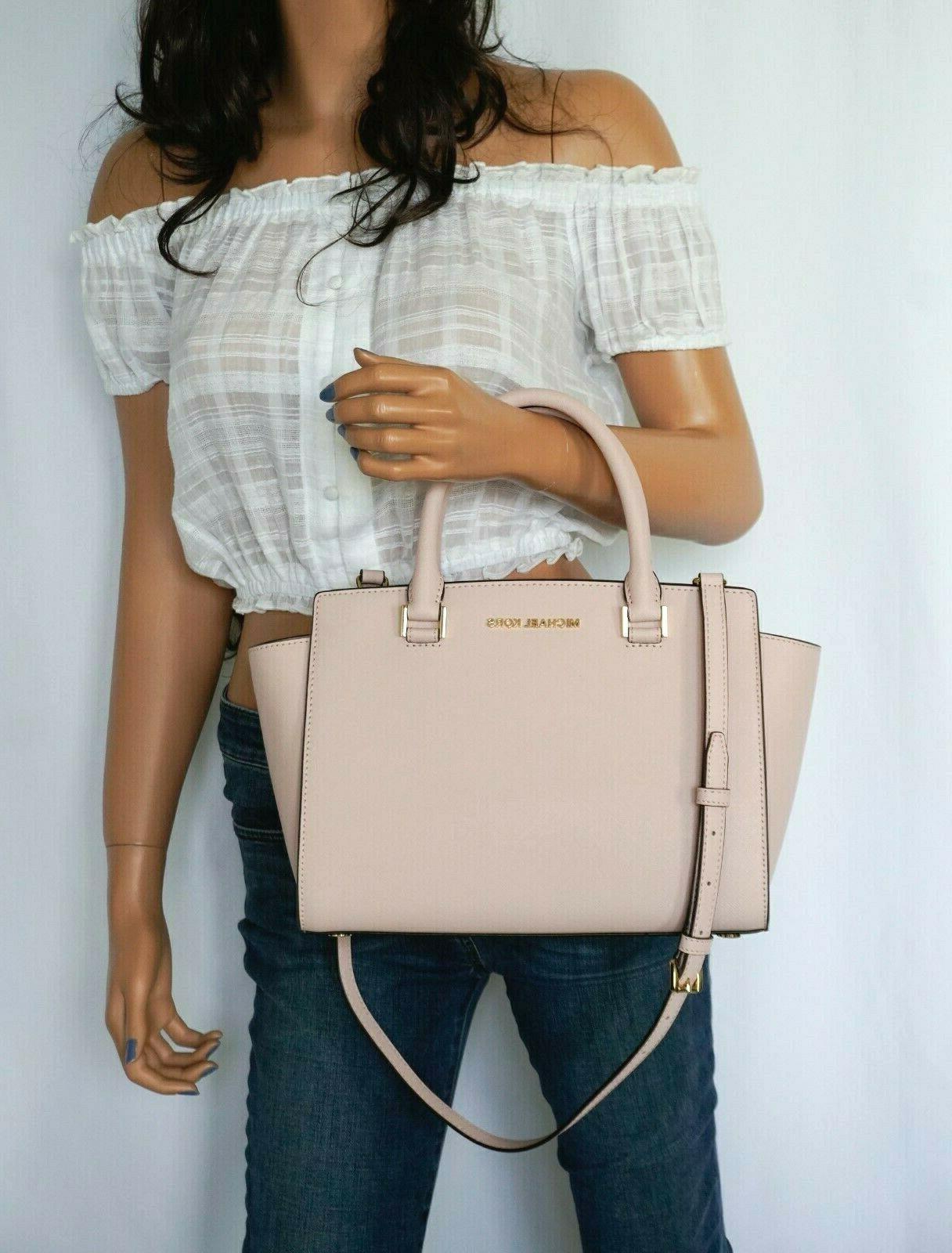 leather satchel crossbody messenger tote bag handbag