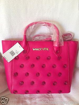 nwt smell the roses tote bag crossbody