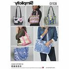 Simplicity Pattern 8310 Quilted Bags in Three Sizes purses t