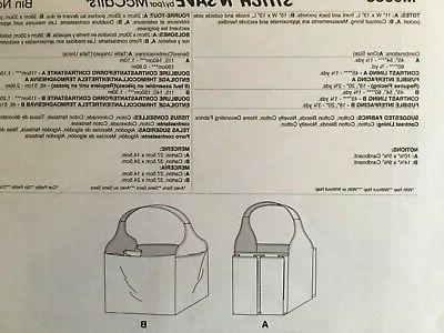 PATTERN Grocery Bag Picnic Bag Weekender OOP 6588
