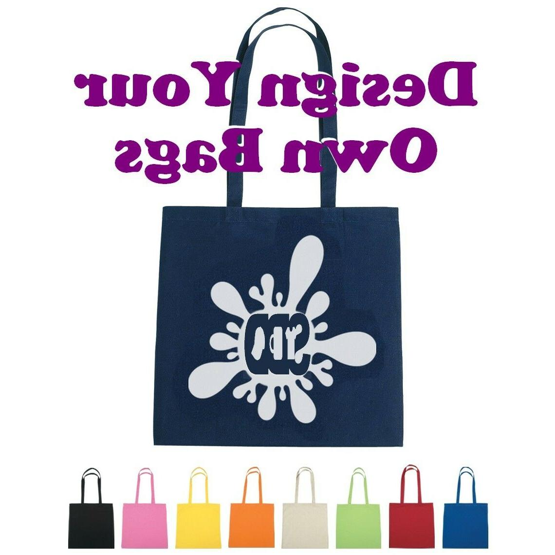 Personalized Tote Bag. Free Shipping! Design It Your Way!