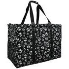 Puppy Paw NGIL® Mega Shopping Utility Tote Bag