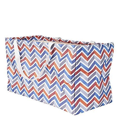 rectangular krush canvas tote bag