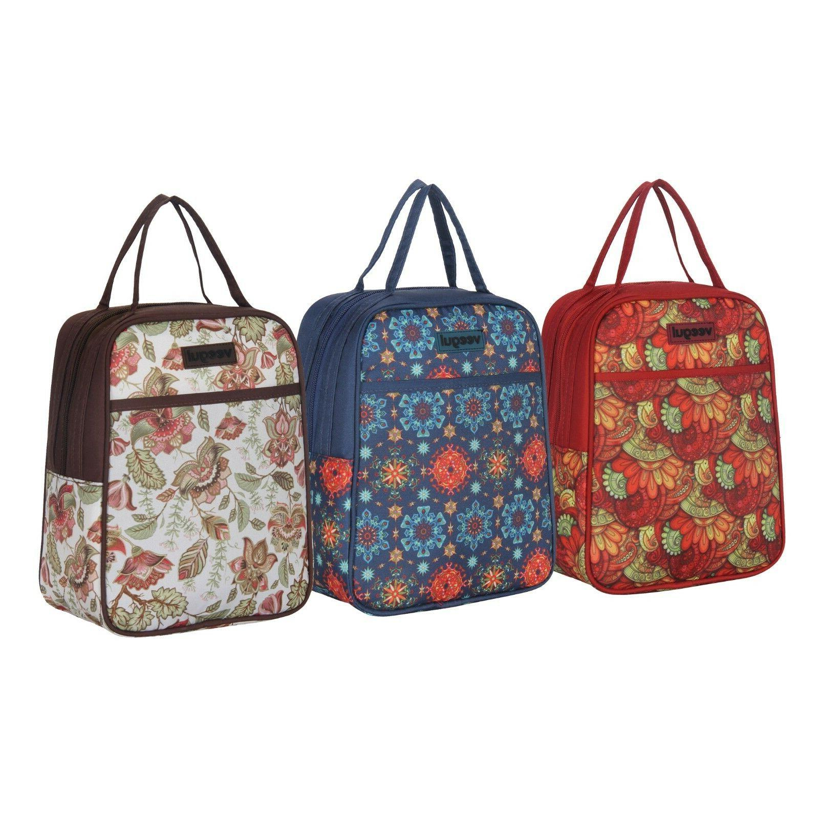 recycle cooler insulated lunch bag for family