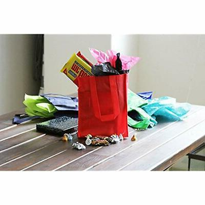 """Reusable Tote Bags Red Kitchen """" Dining"""