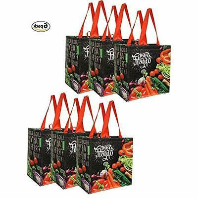 Reusable Grocery Shopping - Totes Kitchen