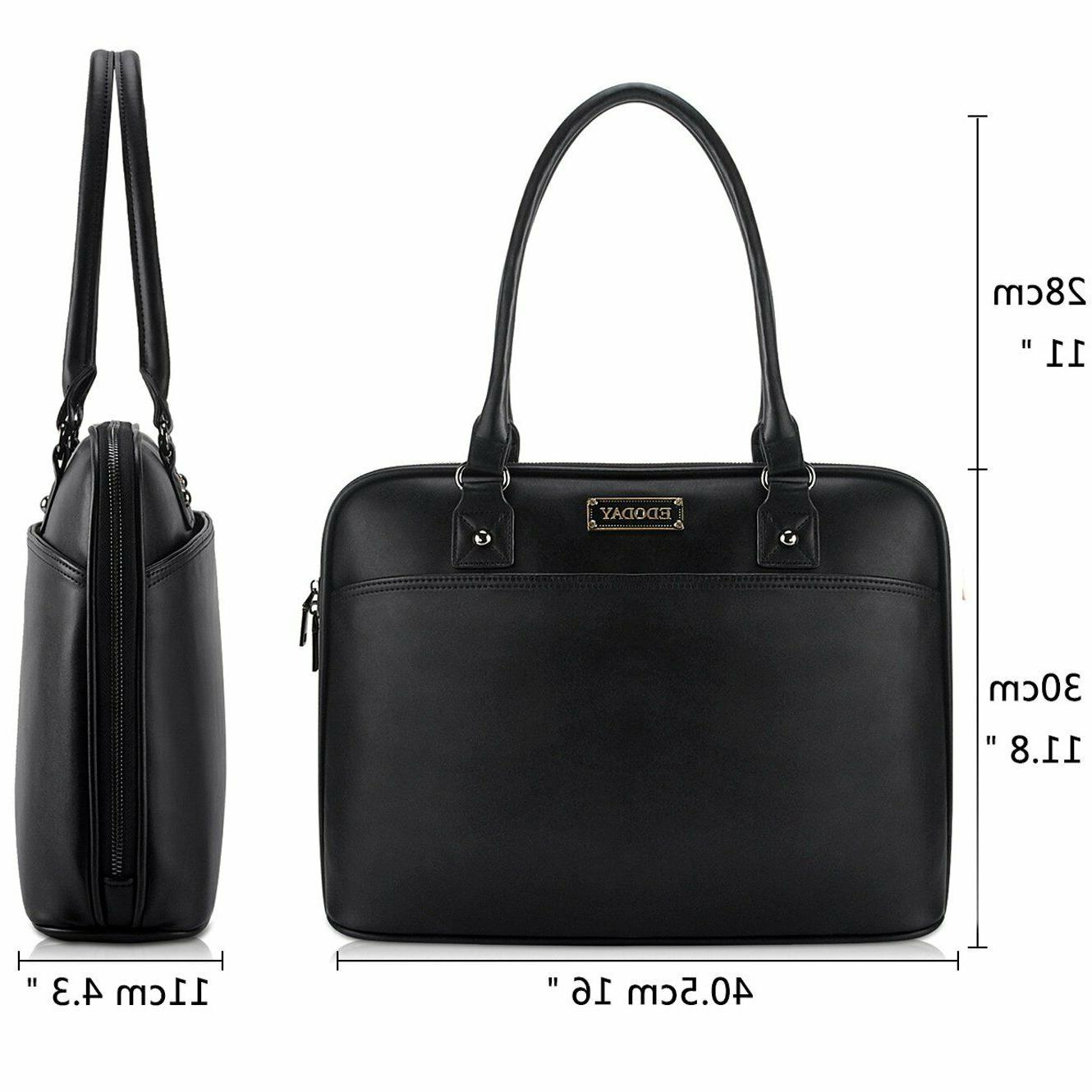 "SALE - Premium Edoday 15.6"" Laptop Bag, Shoulder Case"