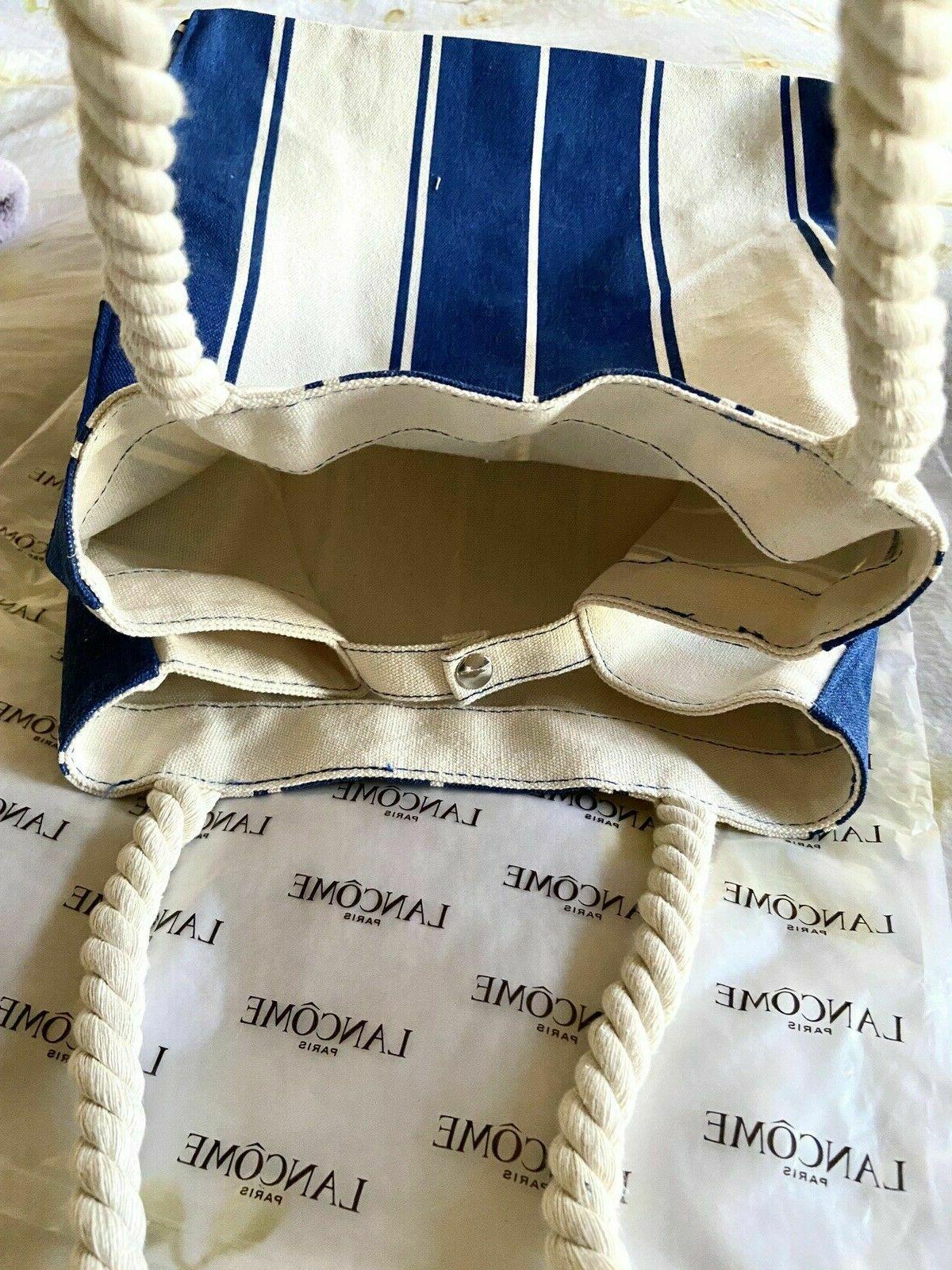 Bag BLUE & Strips x 14 x