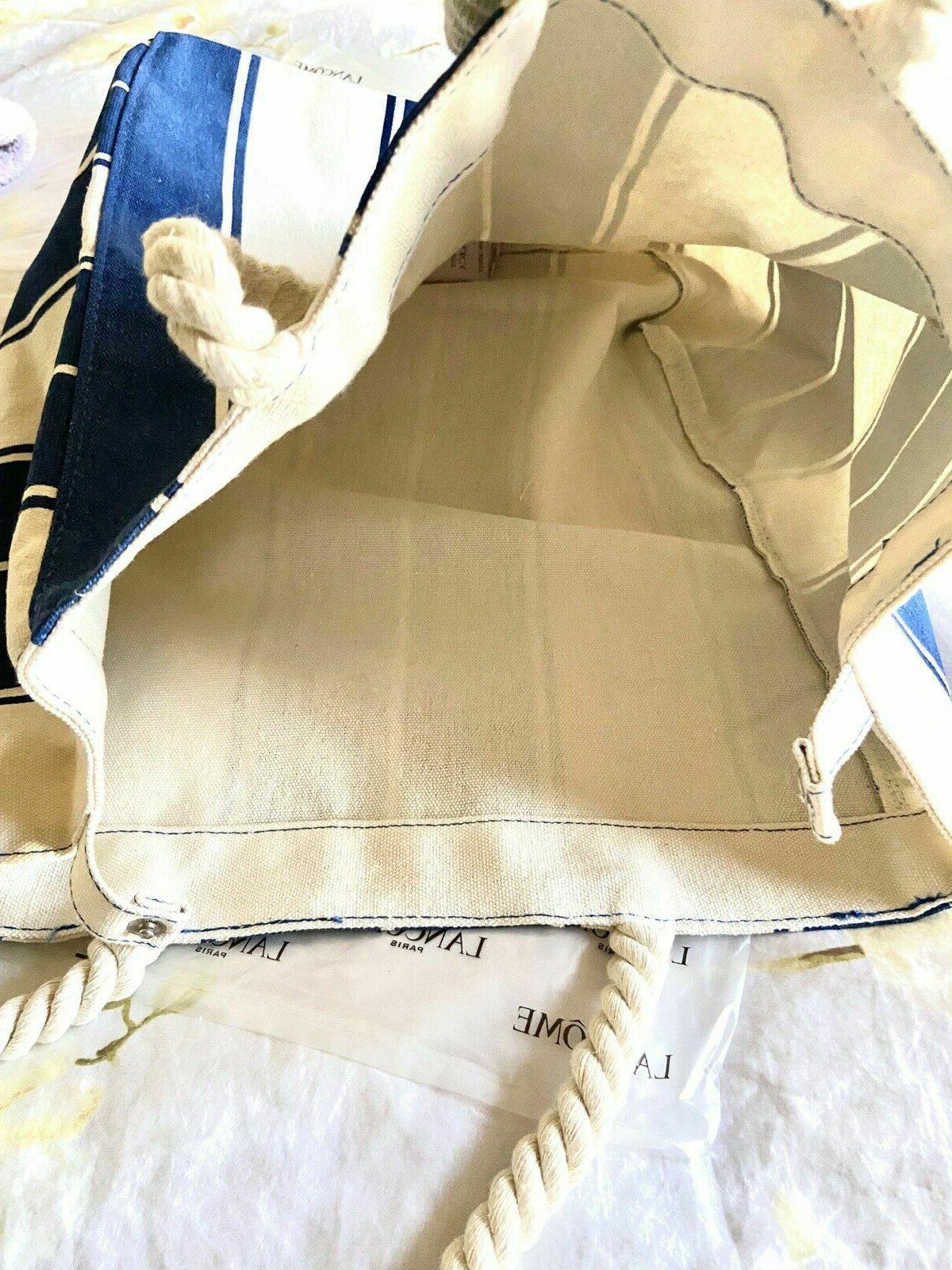 Lancome Bag WHITE Strips 13 x x