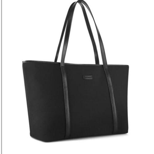 spacious tote shoulder bag
