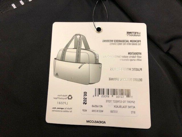 adidas Sport Street Tote Bag Lifetime Warranty