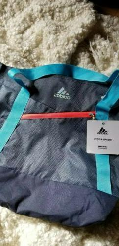 Adidas Sports Food Attire Squad III Tote Blue with Cyan Larg