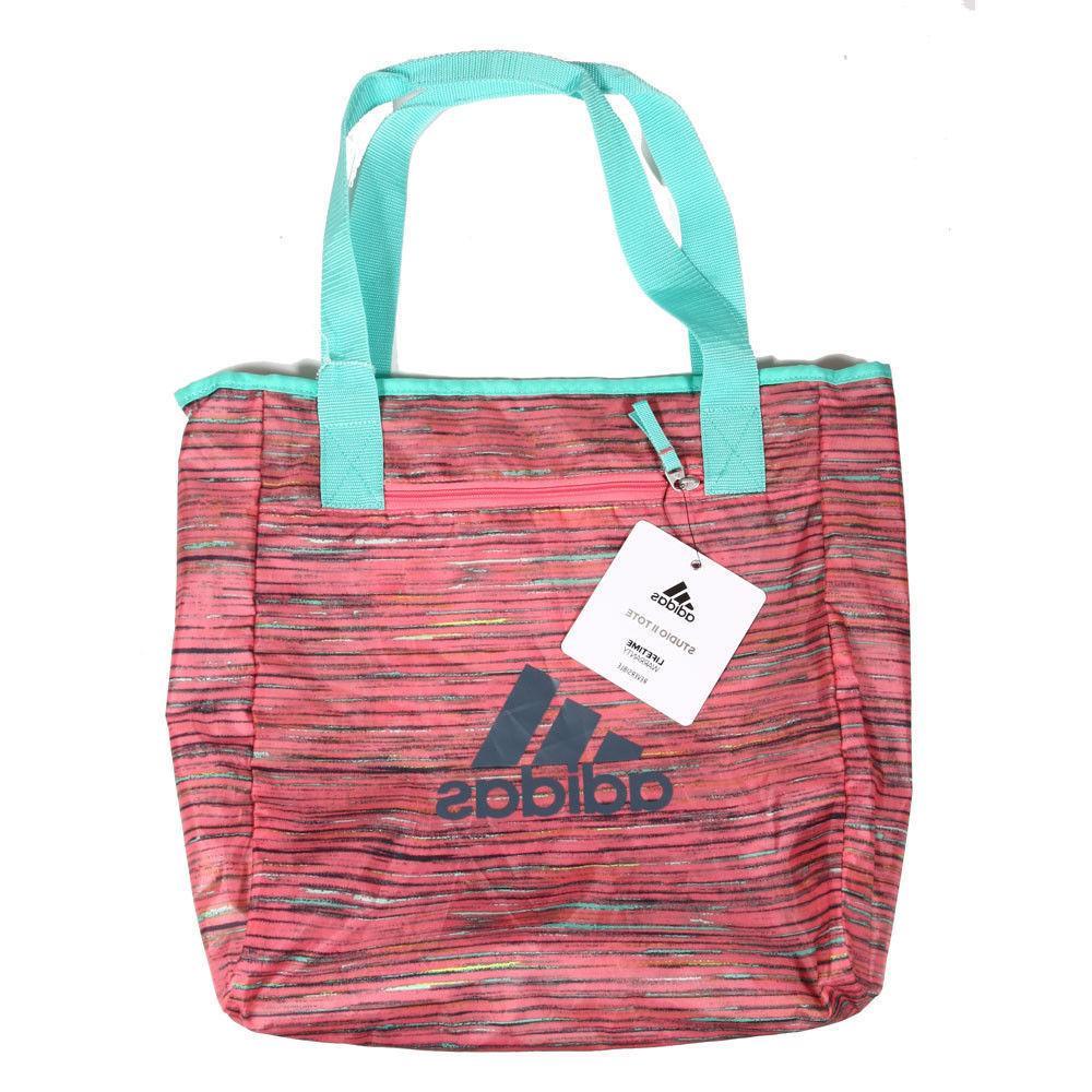 Adidas II Tote Bag Chalk REVERSIBLE BAGS CHOOSE