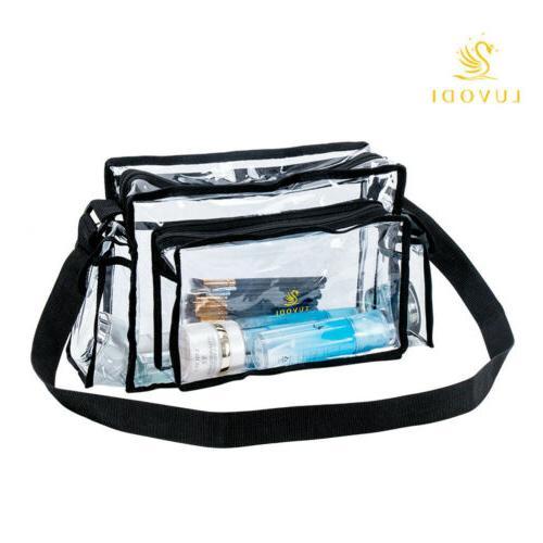 Summer Plastic Transparent Bag Handbag Tote