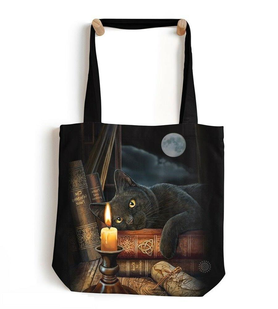 """The Mountain The Witching Hour 18"""" Tote Bag Shopping Travel"""