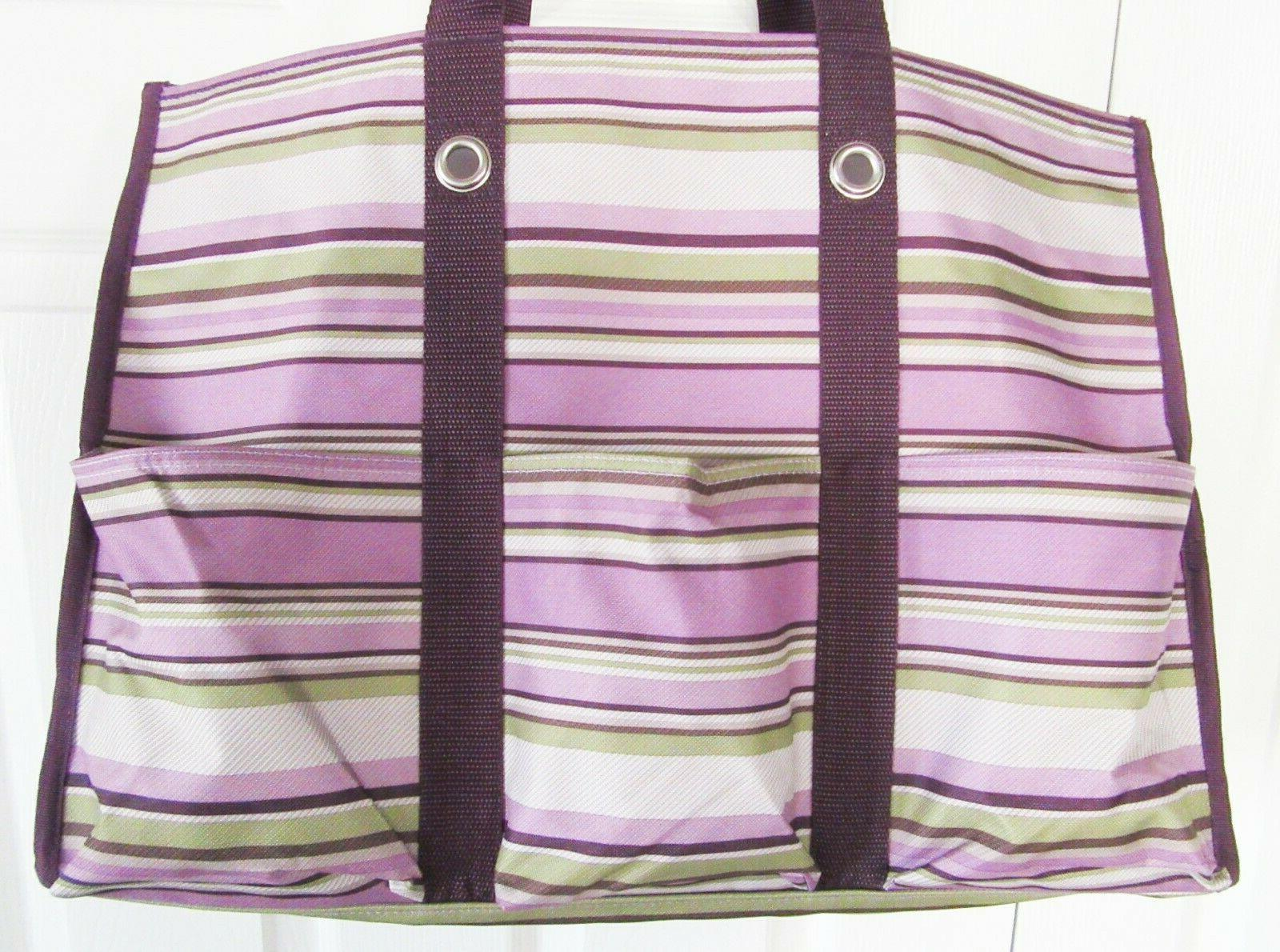 Thirty-one Organizing Zip-top Utility Tote
