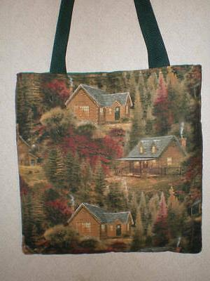 Thomas Bag Country Book or Lunch Purse
