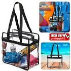 Clear Tote Bag Bags Crystal PVC Transparent Women Fashion Ha