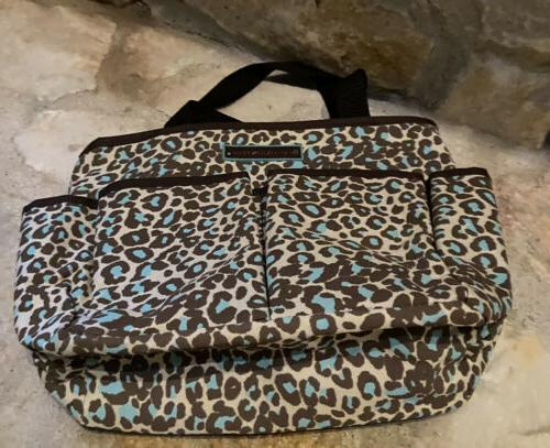 Beauticontrol And Leopard Print W/Pockets Inside Outside