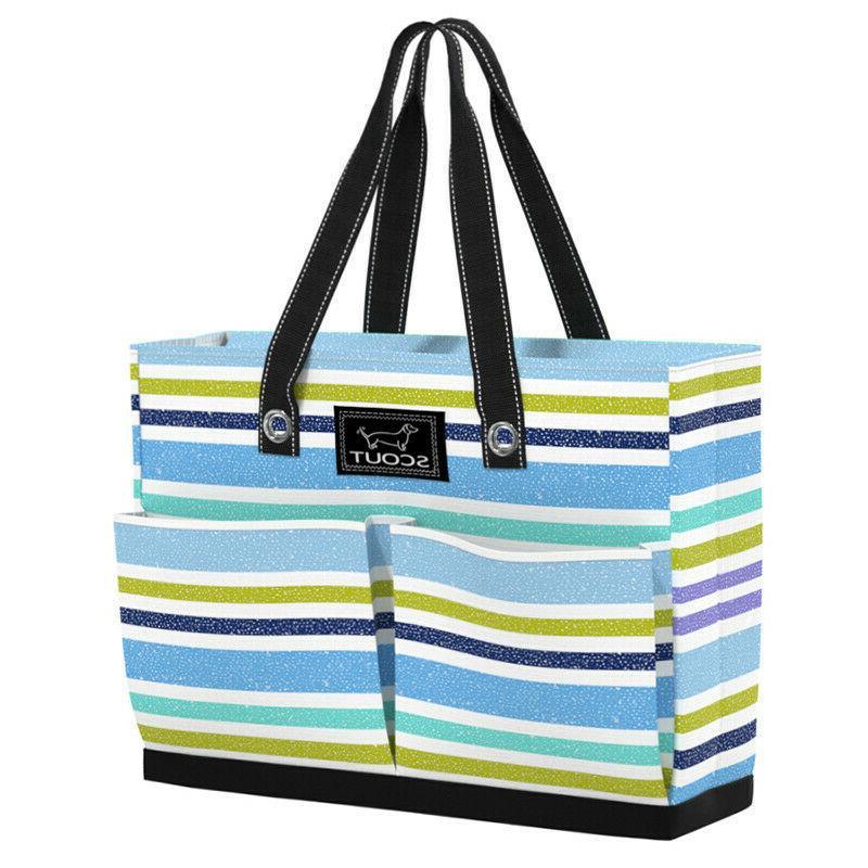tote bag w pockets uptown girl bluehemian