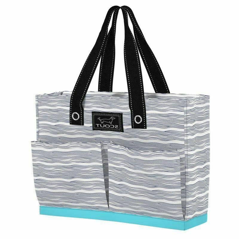 tote bag w pockets uptown girl call