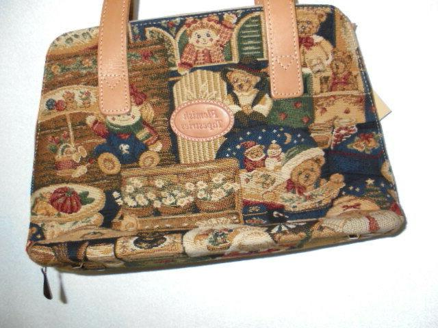 tote bag with bears new without tags