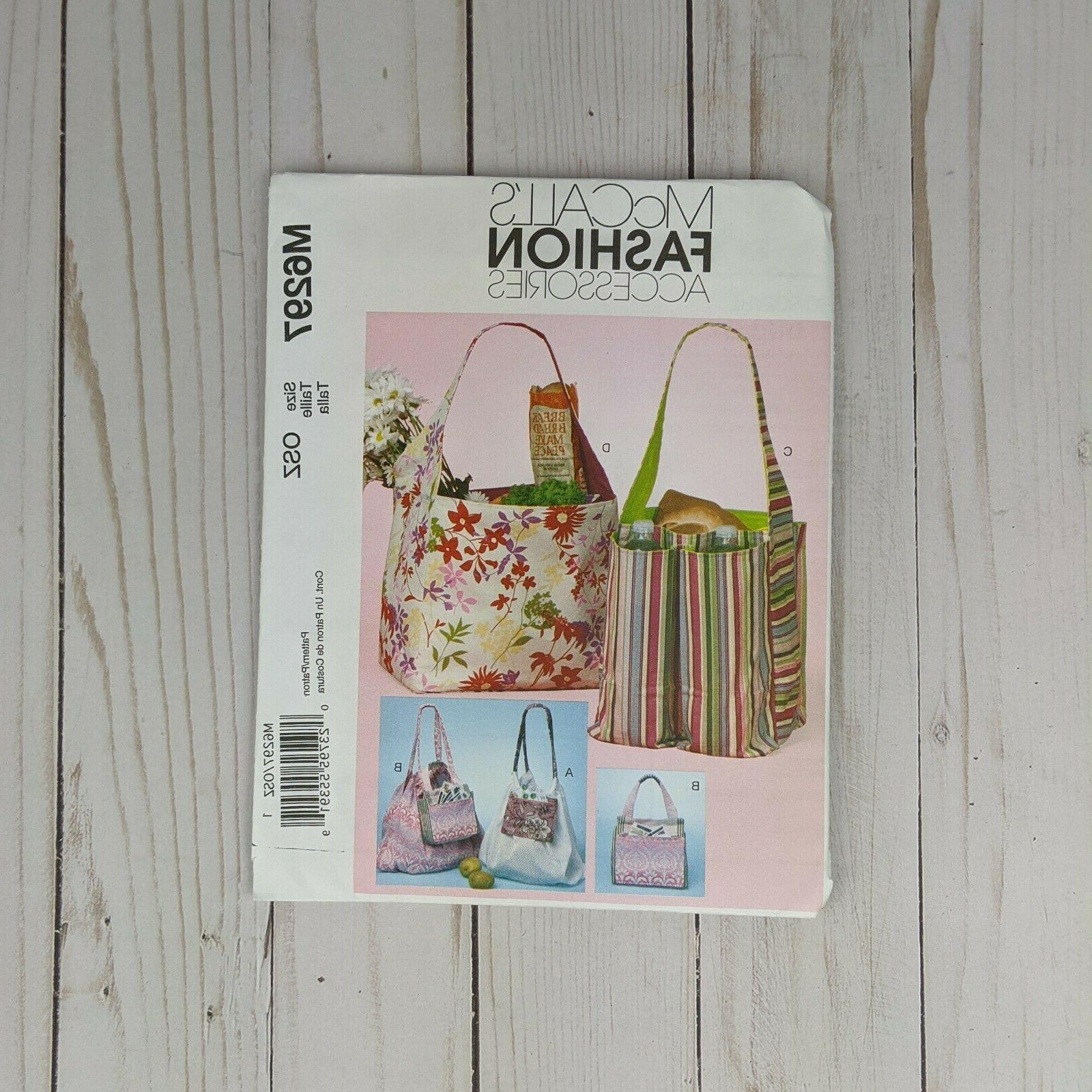 Totes - One Size Only Pattern