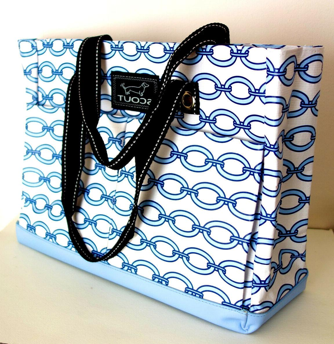 Scout Girl Chain Tote