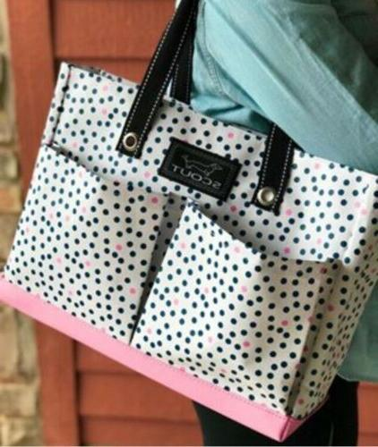 SCOUT UpTown Tote Pockets, Water