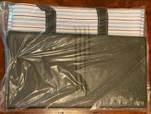 Scout Tote Out The Navy Stripes SEALED