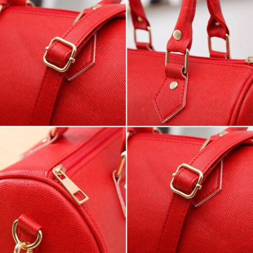 US Leather Tote Crossbody