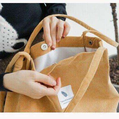 US Bags Large Capacity Handbag Ladies Shoulder