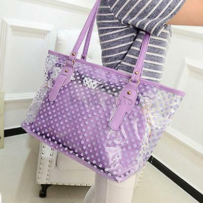 US Transparent Bag Purse PVC Bag