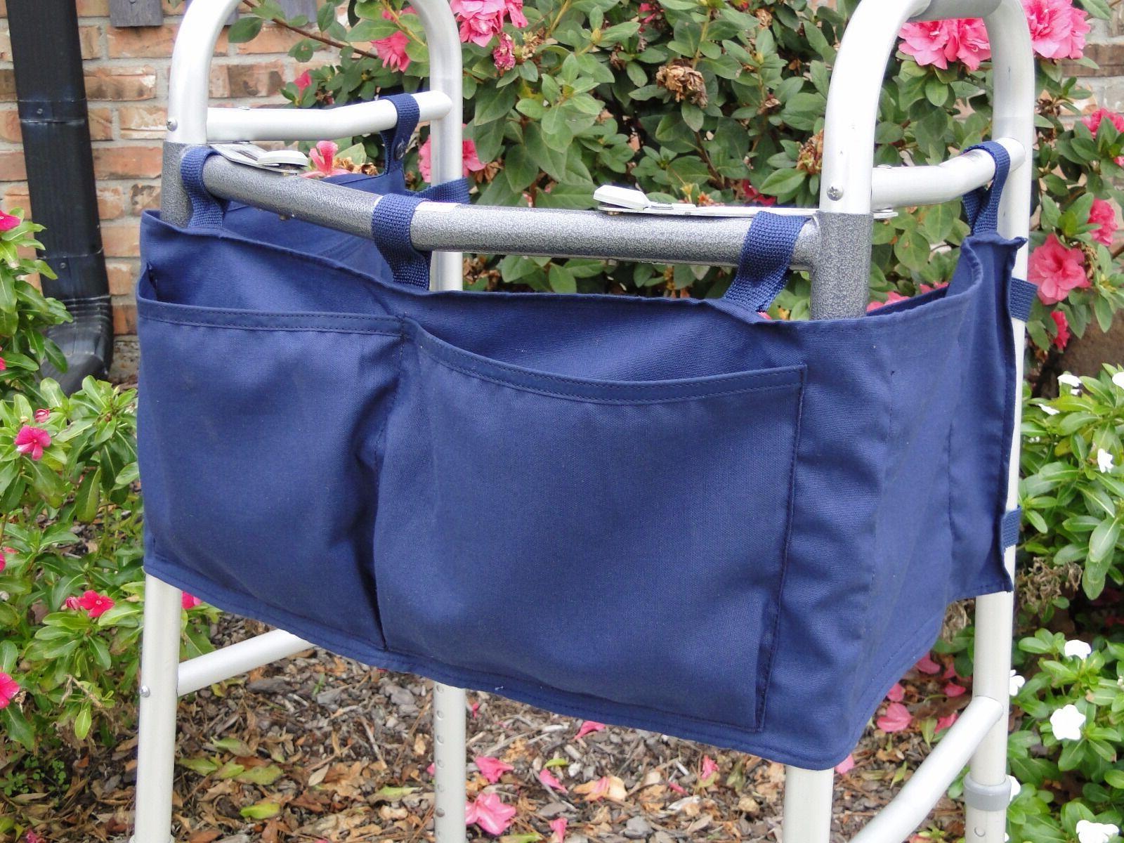 walker tote bag apron 4 big pockets