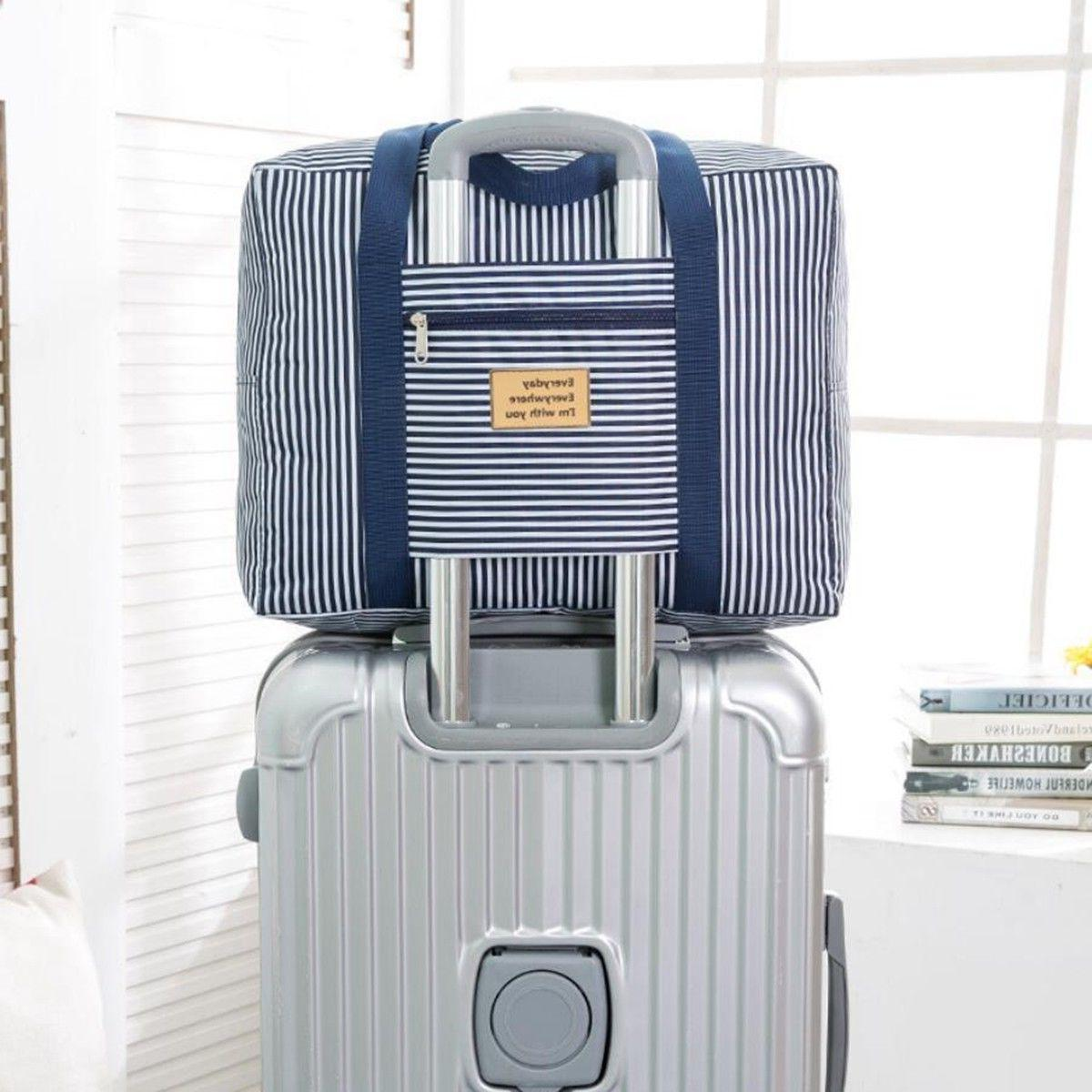 Waterproof Bag Capacity Luggage