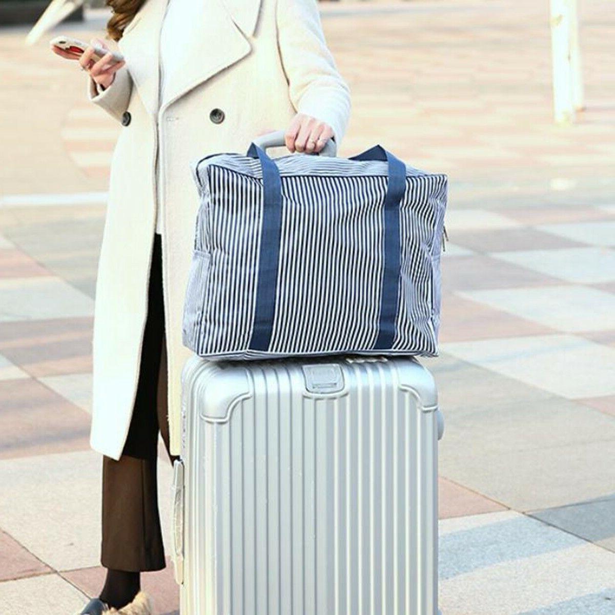 Waterproof Portable Travel Bag large Capacity Luggage Packing Bag