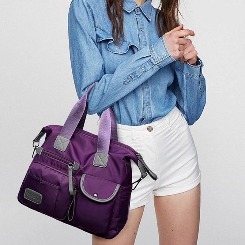 WENYUJH Waterproof <font><b>Luggage</b></font> <font><b>Bag</b></font> Daily Handbag Casual Shoulder Big Capacity