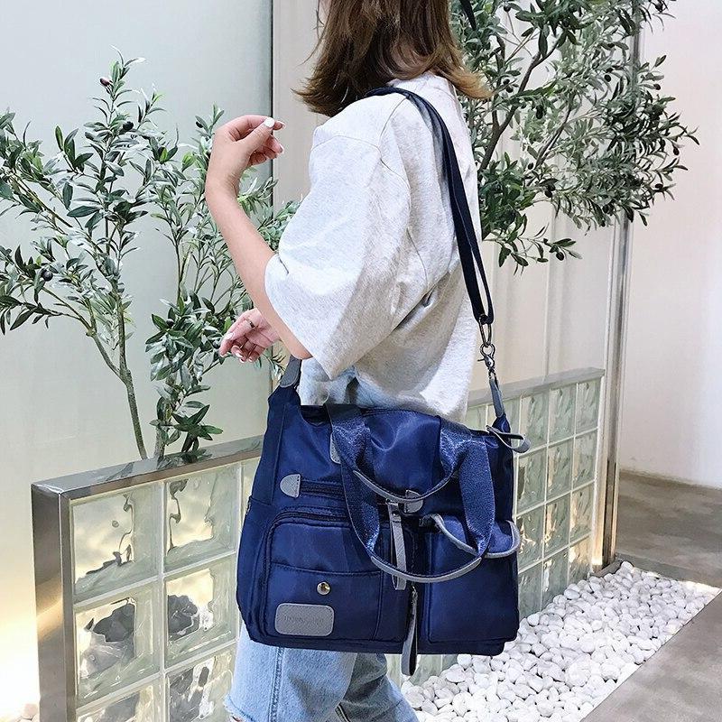 WENYUJH <font><b>Luggage</b></font> Daily Casual <font><b>Tote</b></font> Women's Handbag Shoulder Big Capacity