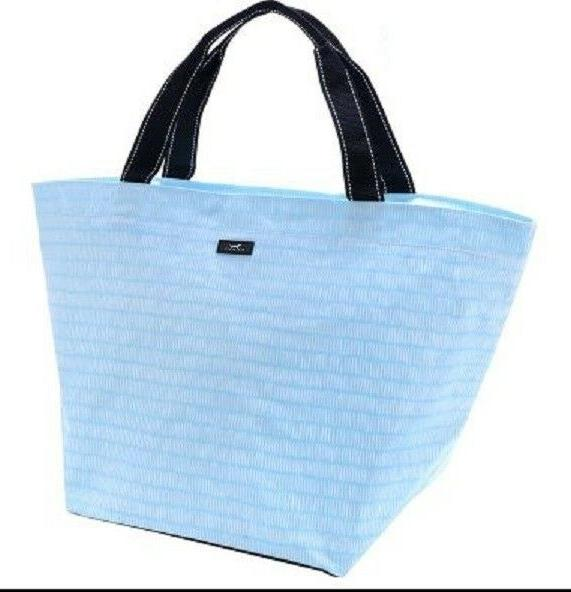 weekender travel tote bag tally girl pattern